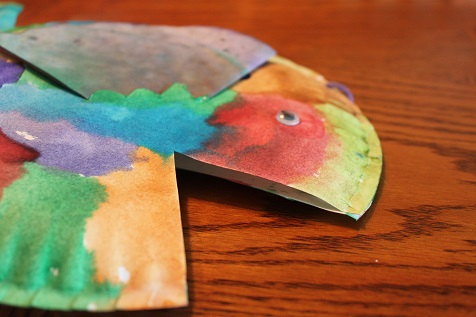 Rainbow Fish Craft