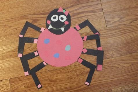 Spider Glyph