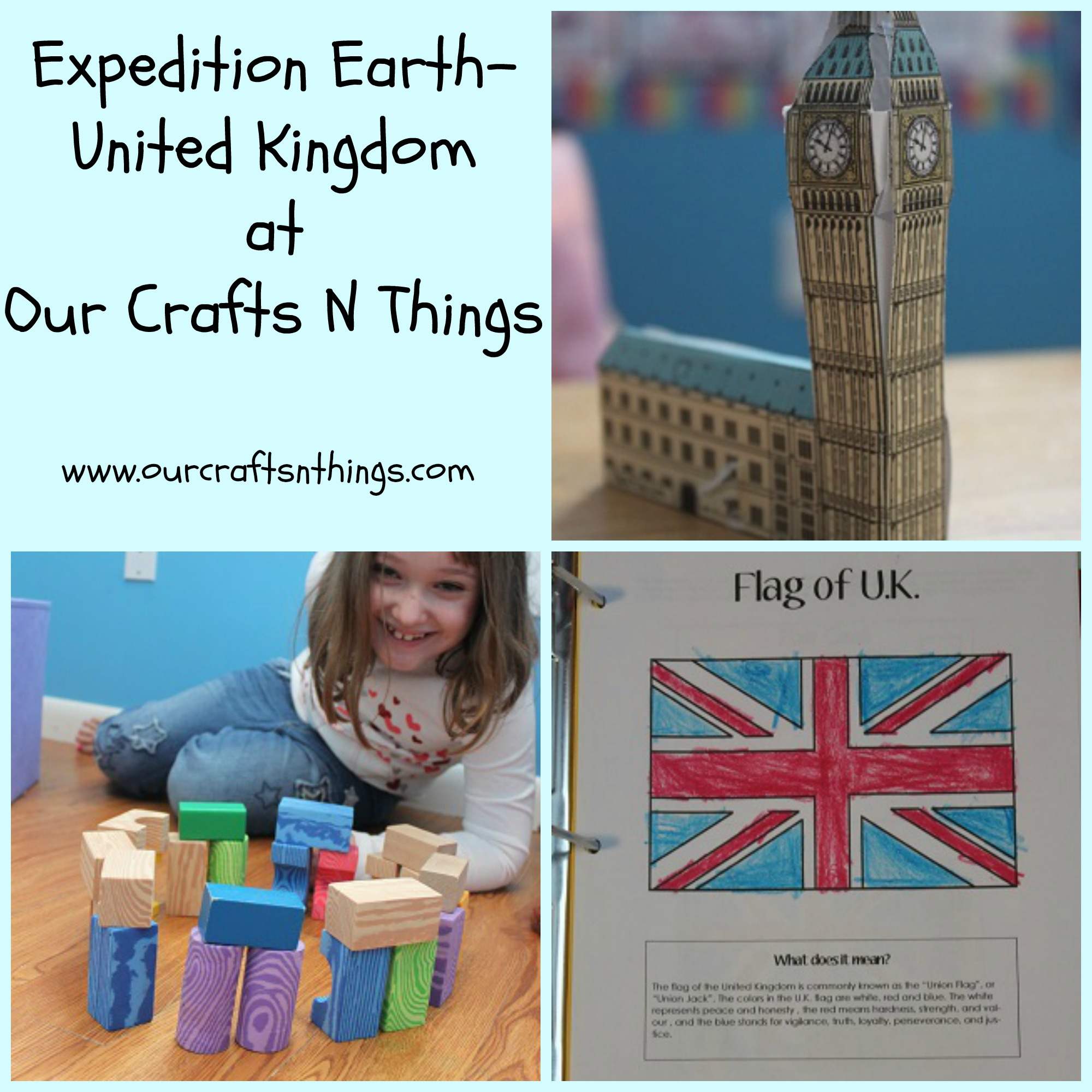 Expedition Earth- United Kingdom