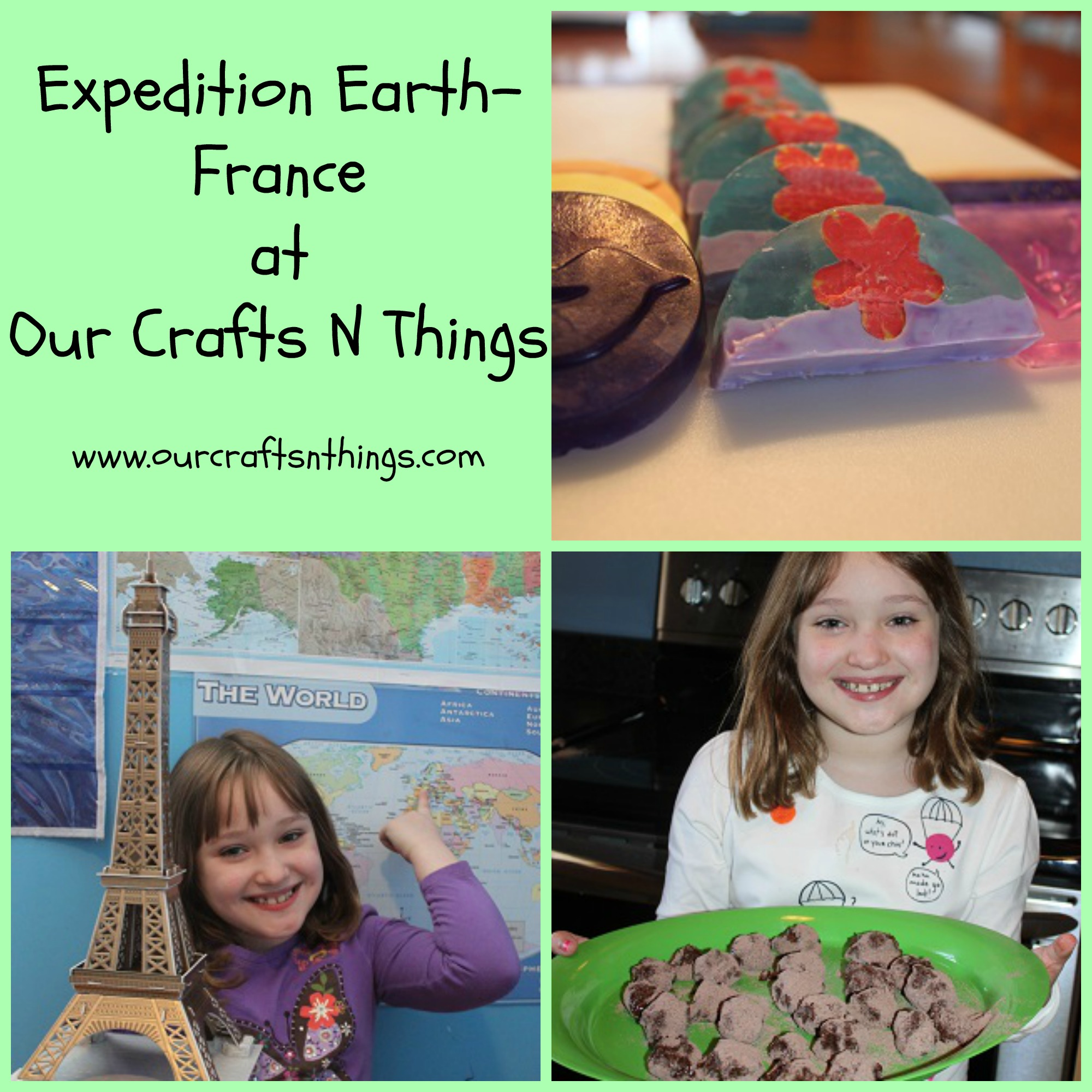 Expedition Earth- France