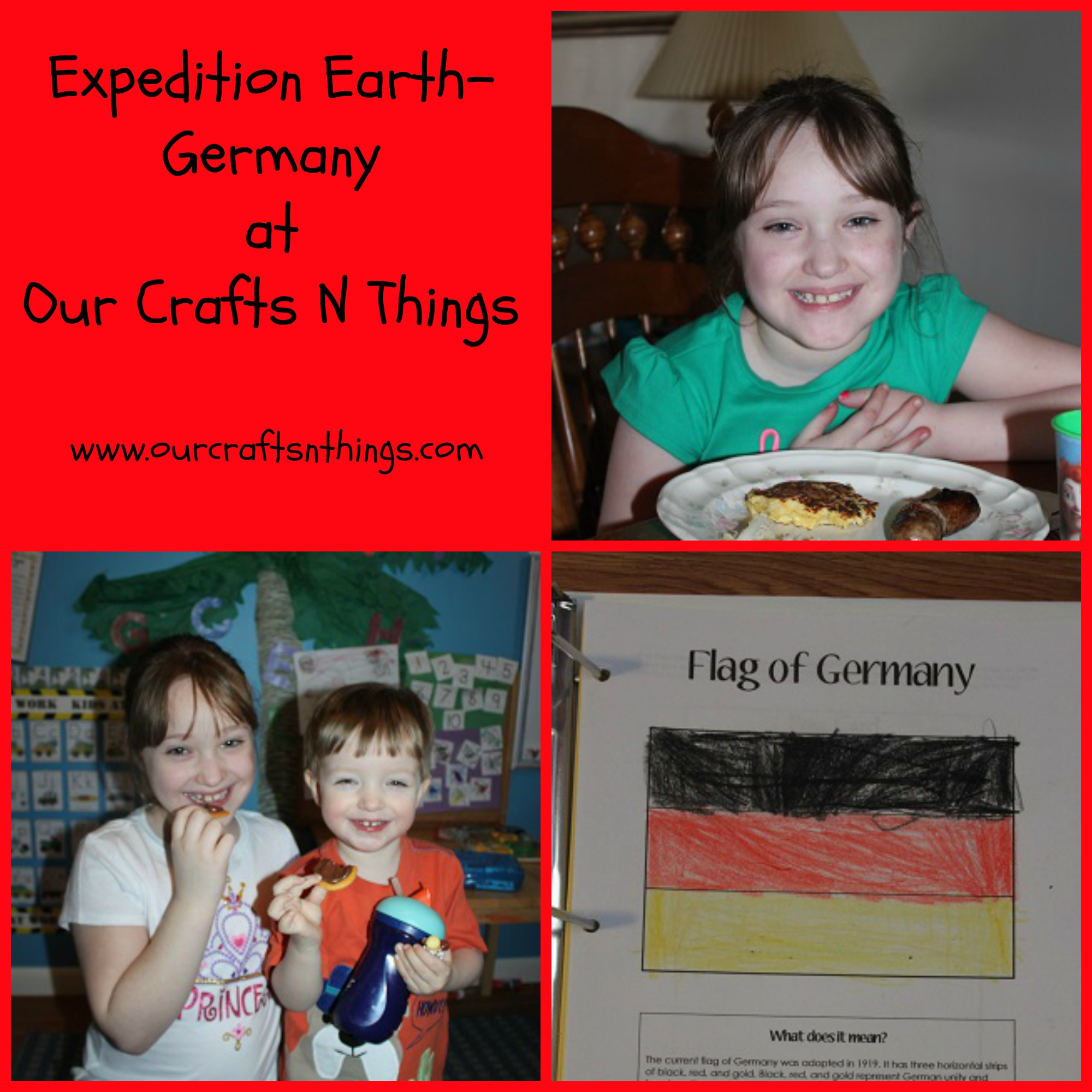Expedition Earth- Germany