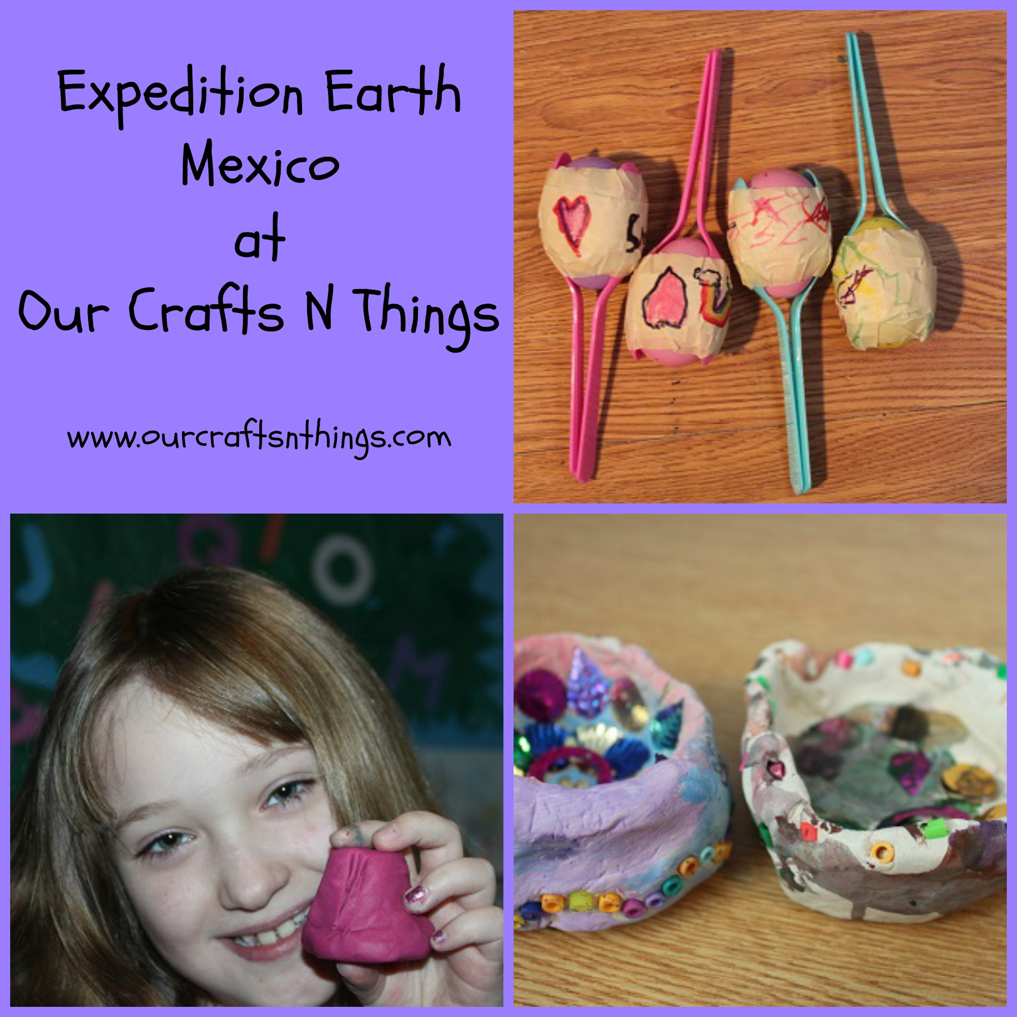 Expedition Earth Mexico