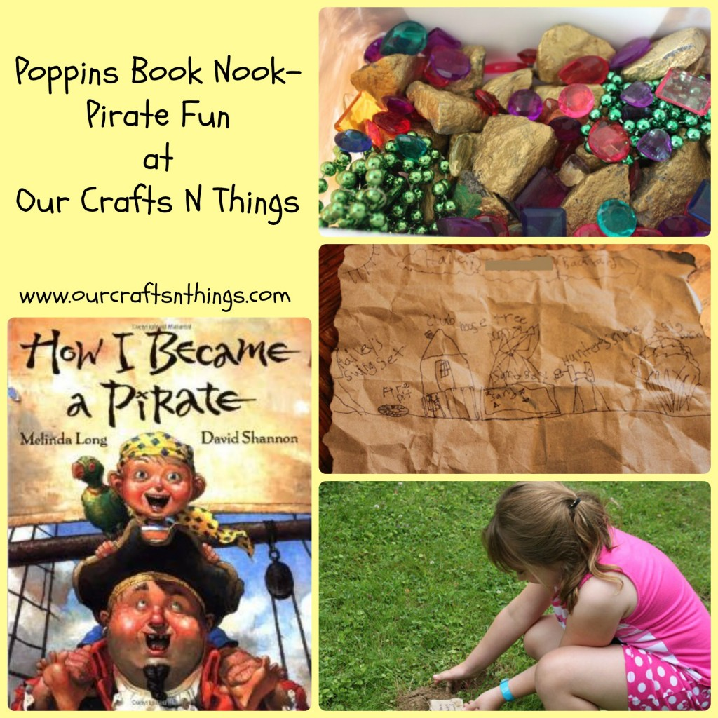 Poppins Book Nook- Pirates