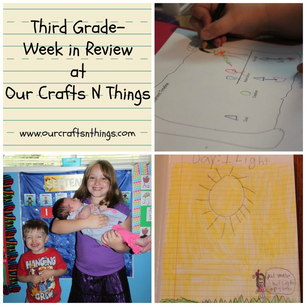 Our Crafts N Things Third Grade