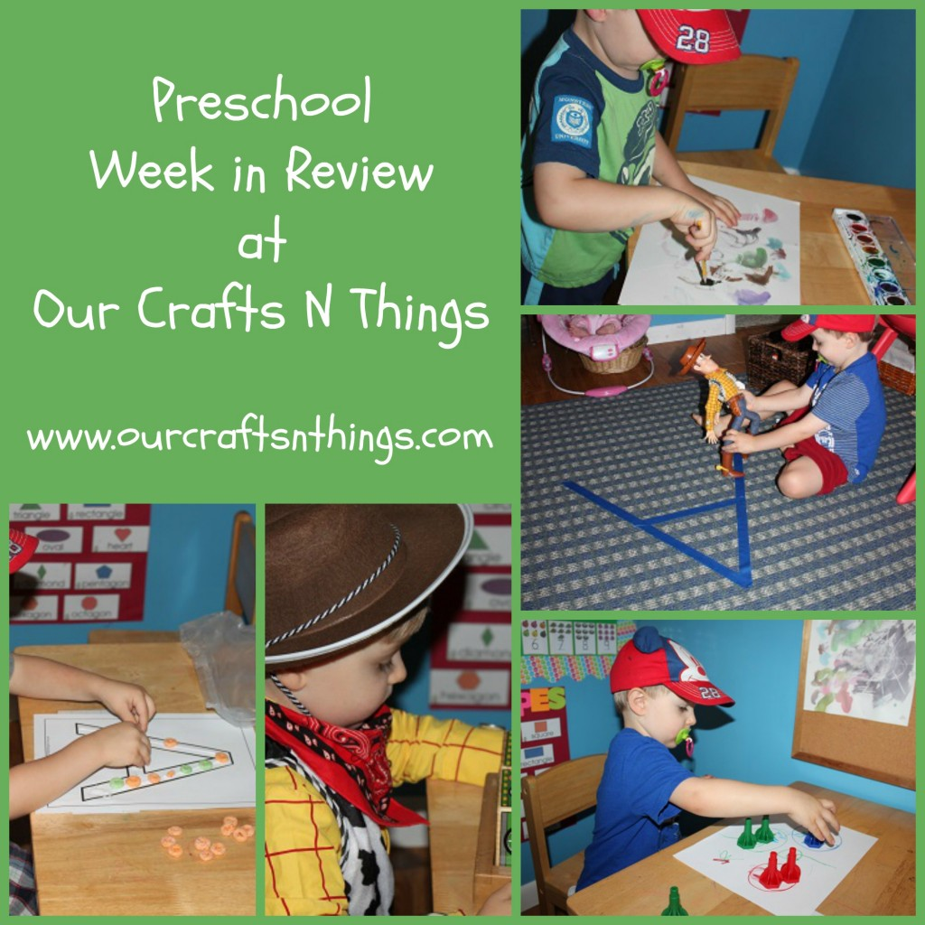 Our Crafts N Things Preschool