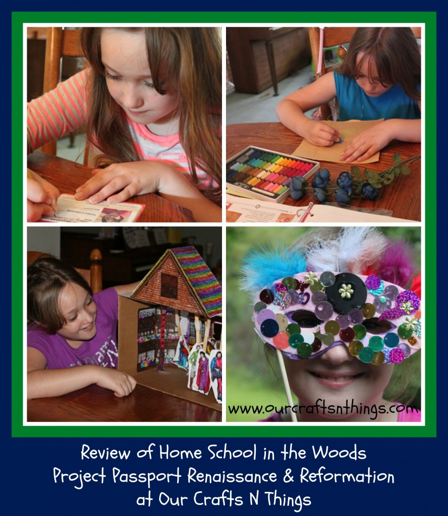 Home School in the Woods Renaissance & Reformation