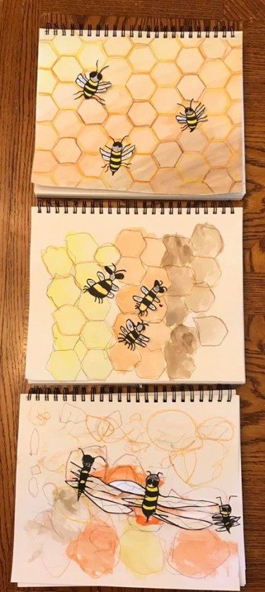 Bee Unit Study